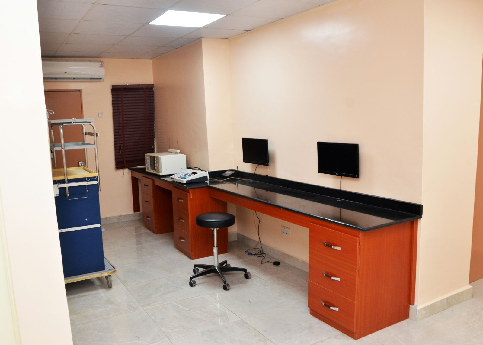 Nurses Station - Genesis Specialist Hospital