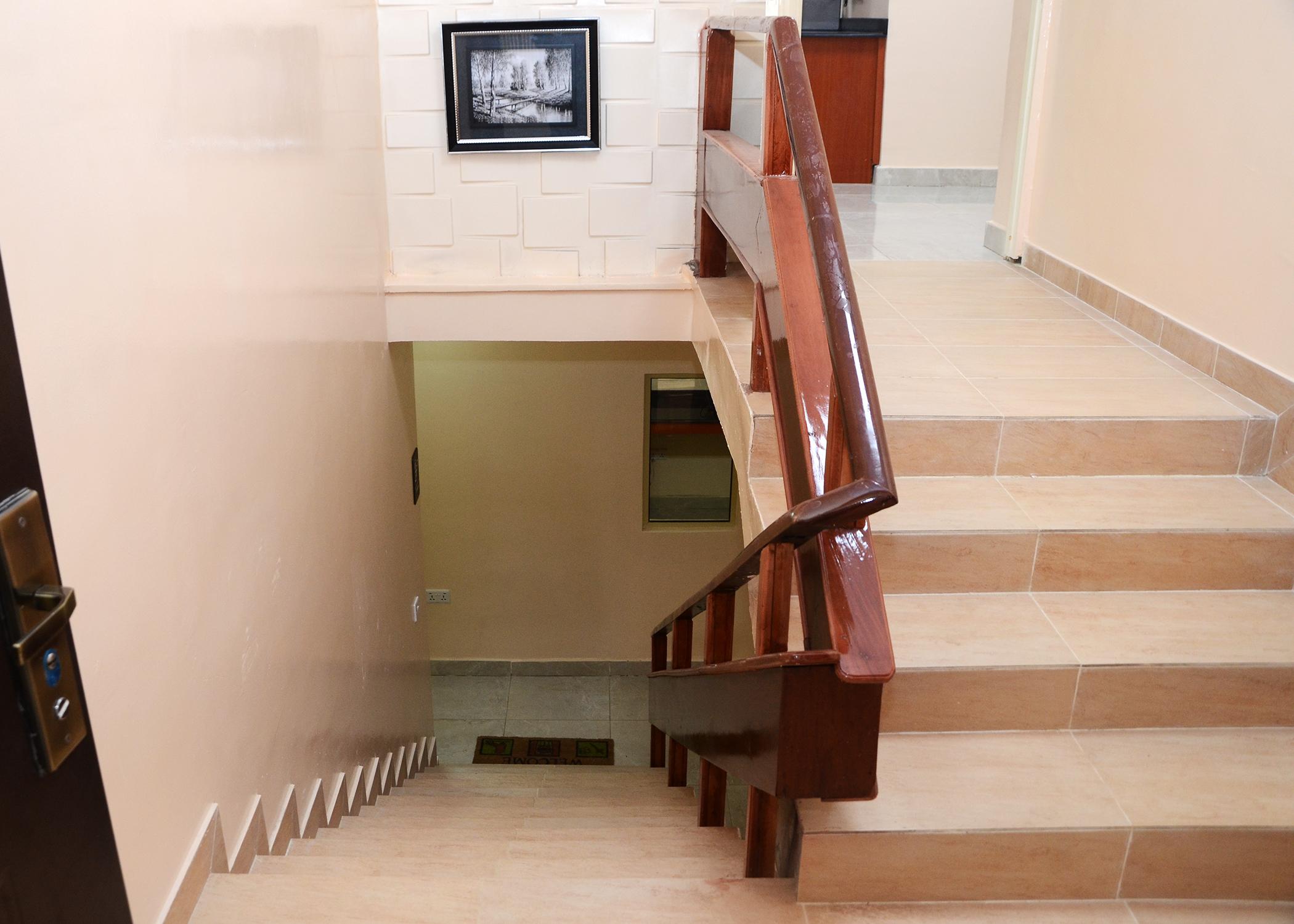 Stairway - Genesis Specialist Hospital