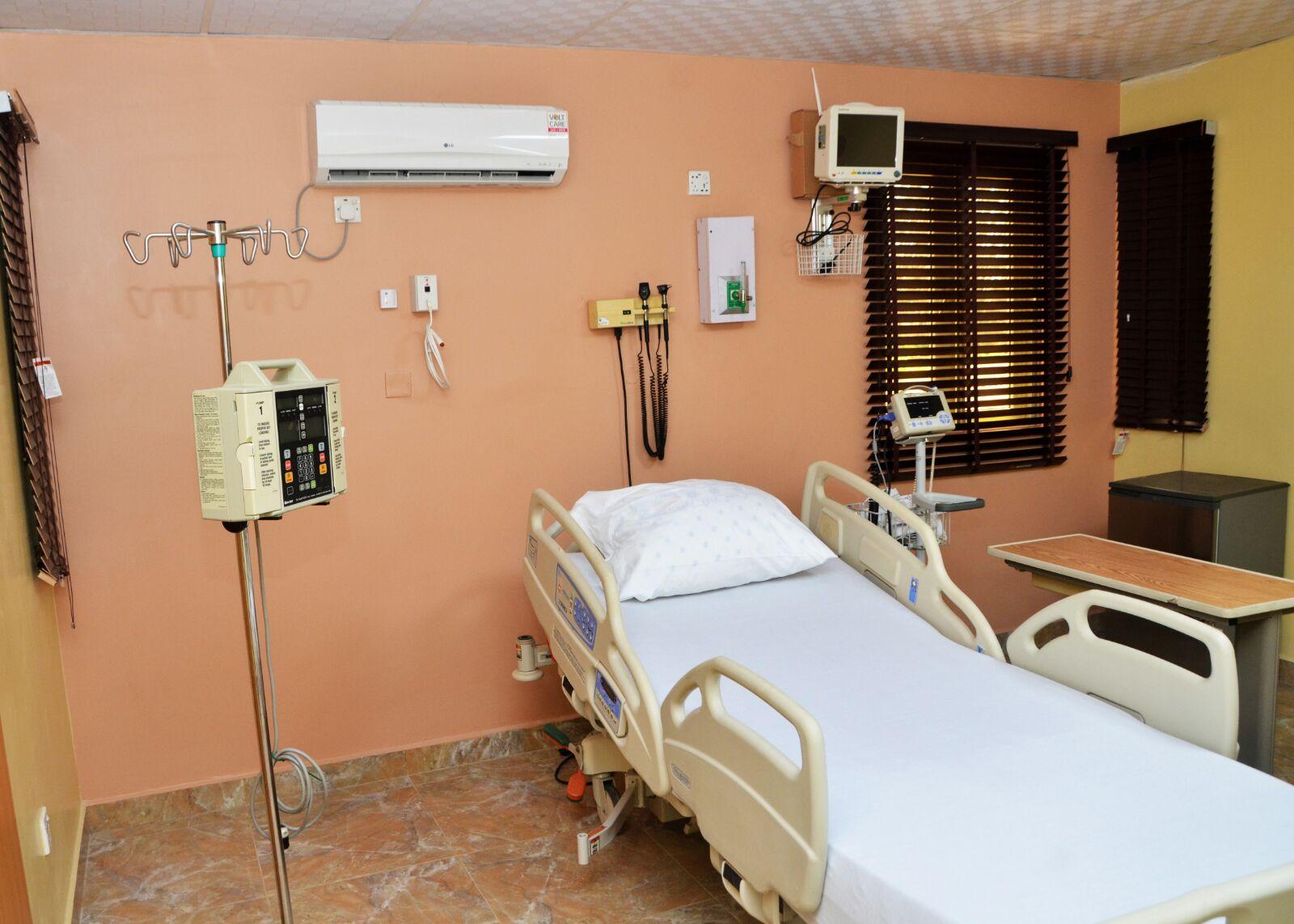 Single Room - Genesis Specialist Hospital
